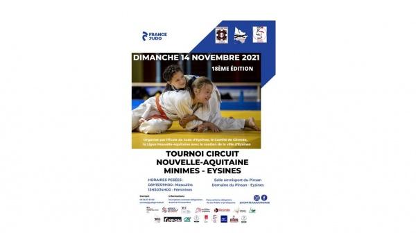 Tournoi Circuit Nouvelle Aquitaine Eysines
